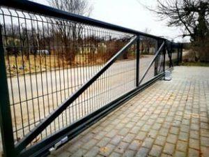 vartų automatika tvirta tvora